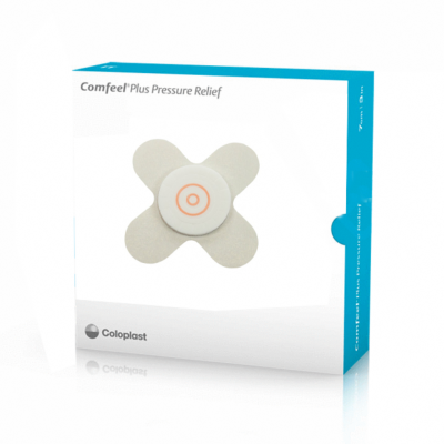 Comfeel Plus Plaque Mousse