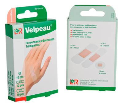 Pansement Velpeau Transparent