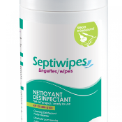 Lingettes septiwipes